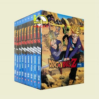 DRAGON BALL Z ドラゴンボールZ 全291話 [豪華版] Blu-ray BOX 全巻