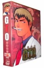 TVアニメーション GTO 全43話+総集編 DVD-BOX 全巻