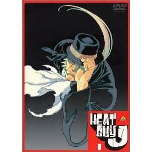 HEAT GUY J ヒートガイジェイ DVD-BOX