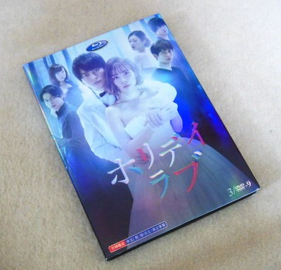 HOLIDAY LOVE ホリデイラブ DVD-BOX