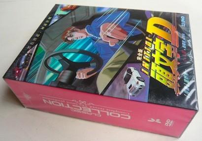 頭文字D [イニシャルD] 1+2+3+4 Stage+劇場版+OVA 完全豪華版 DVD-BOX 全巻