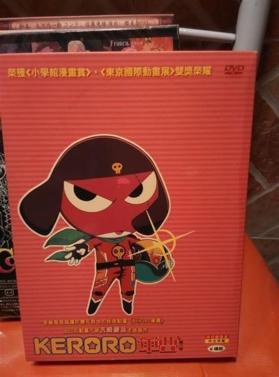 ケロロ軍曹 6thシーズン DVD-BOX 全巻