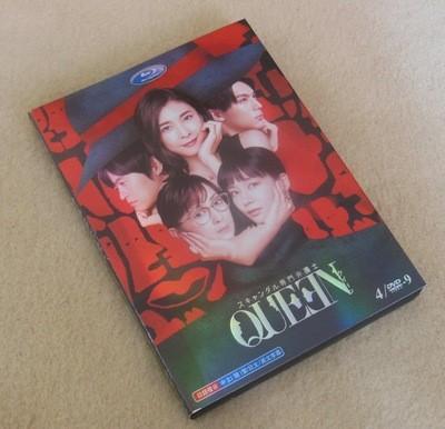 スキャンダル専門弁護士QUEEN DVD-BOX
