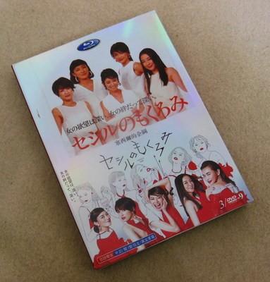 フジテレビ系ドラマ セシルのもくろみ DVD-BOX