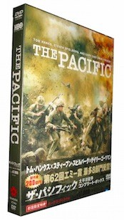 THE PACIFIC / ザ・パシフィック 初回限定生産 DVD-BOX 完全版