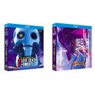 Love, Death & Robots ラブ、デス&ロボット Season1+2 全巻 Blu-ray BOX