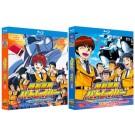 機動警察パトレイバー [豪華版] TV+OVA+劇場版 Blu-ray BOX 全巻