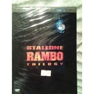 STALLONE RAMBO TRILOGY ランボー トリロジー 1+2+3 DVD-BOX 全巻
